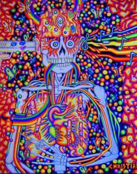 Intravenous Suicide by Canvas-Assassin