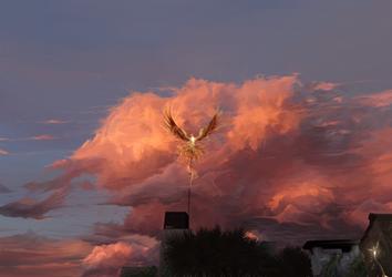 Phoenix by Nagaia