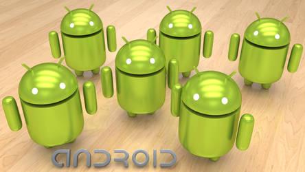 Android 2nd render by brektzar