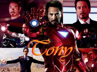 Tony Stark/Iron Man by MsWillow999