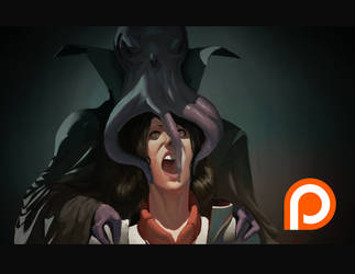 Mindflayer (+ process video) by z4m97