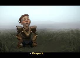 Respect (critical Role Fanart) by z4m97