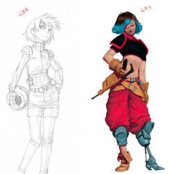 Pilot Redesign by z4m97