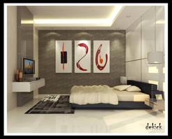 bedroom 4 by dekick