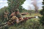 U.S. Airborne, Normandy 1944 by LordCraigus