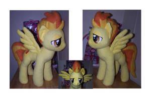 Wonderbolt Spitfire plush by Helgafuggly