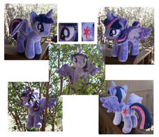 Princess Twilight Sparkle by Helgafuggly