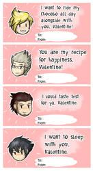 Valentines Card by KxJin
