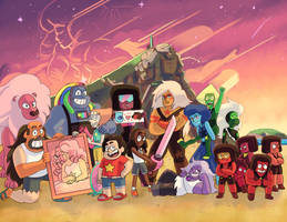 Steven Universe: the end i guess by junsouk95