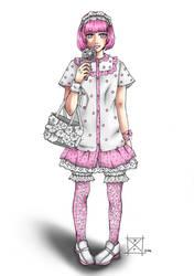 Jfashion series 1 by Heba-chan
