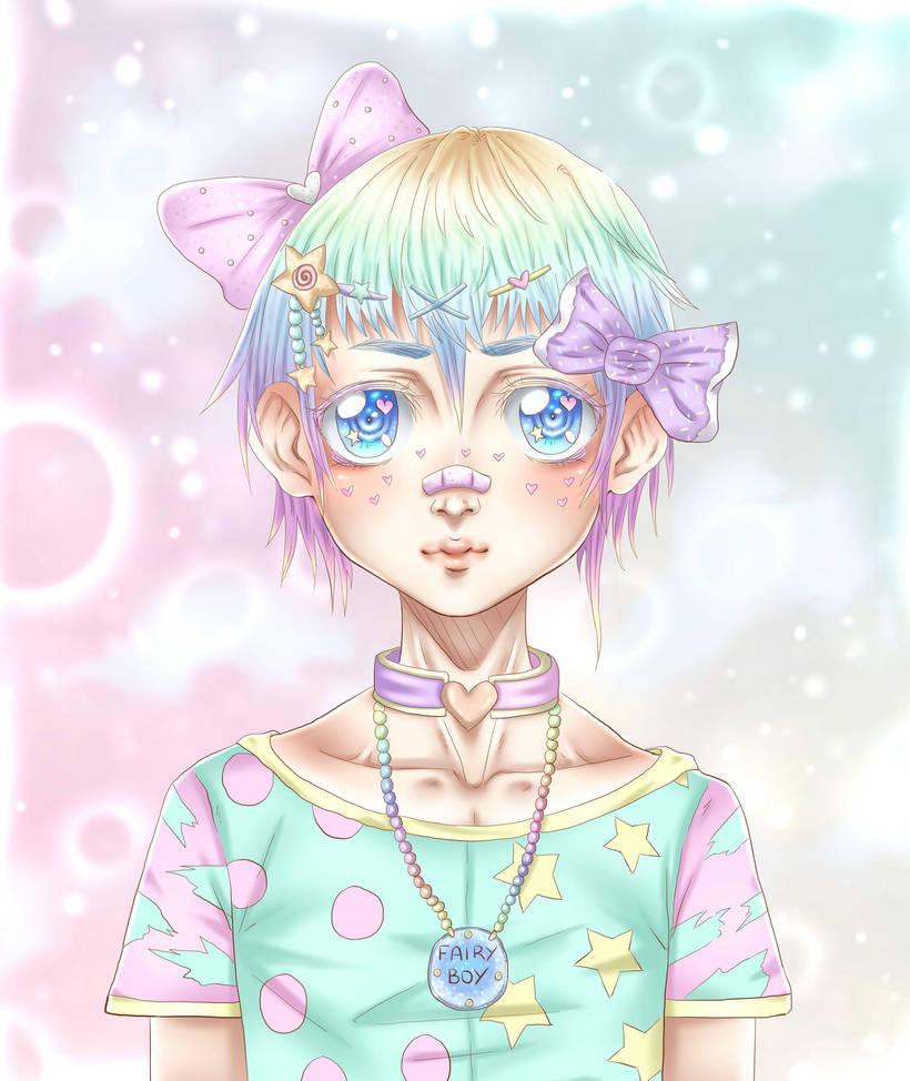 Fairy Boy by Heba-chan