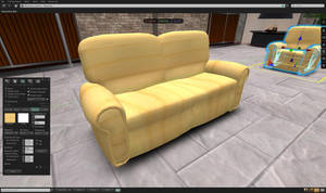 Couch prototype by dan-Es