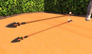 TF2 like Arrow model by dan-Es