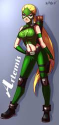 Artemis by maze-d