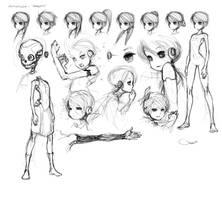 Character Design 1 by DarrenGeers