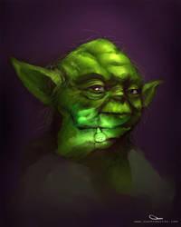Yoda Lantern Corps. by DarrenGeers