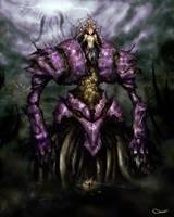 Death Colossus by Darren Geers by DarrenGeers