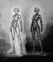 Alacrity body-suit design by DarrenGeers
