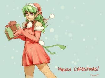 Merry Christmas 2015 by DarrenGeers