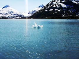 Iceberg. Golbal Warming. by Reilune