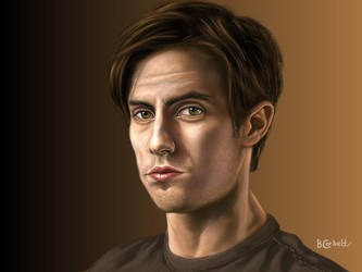 Peter Petrelli from Heroes by BillCorbett