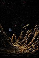 Blue Planet by BillCorbett