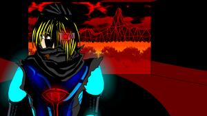 Cyber Zelda 001 by spikerman87
