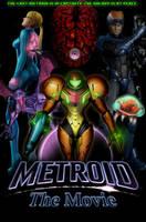 Metroid Movie poster by spikerman87