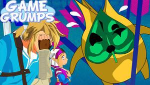 Zelda Game Grumps Animated - Arrows by spikerman87