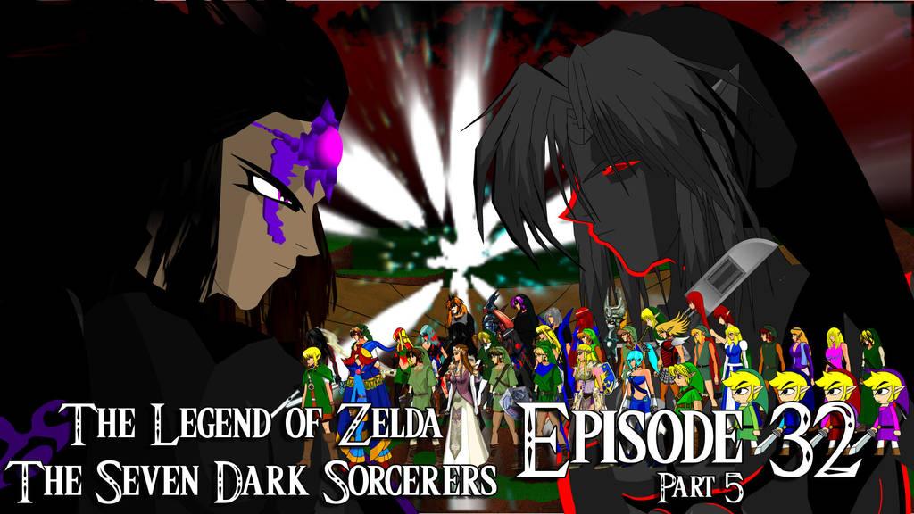 Zelda Seven Dark Sorcerers Episode 32 part 5 by spikerman87