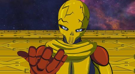 SpikerMan VS Gold Skull - Trailer by spikerman87
