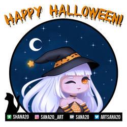 Happy Halloween! by Shana20