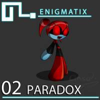 Engmx Bio2: Paradox by CinsaTalXenoMaker