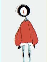 Calvin In His Big Boy Clothes by sadpartyboy