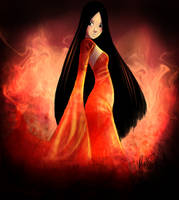 Flames -Old- by daniellesylvan