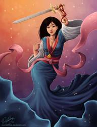 Mulan by daniellesylvan