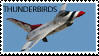 USAF Thunderbirds Stamp by Anti-Bumblebee
