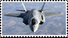 F-35 Stamp by Anti-Bumblebee