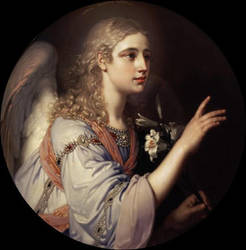 Archangel Gabriel. by Quillbreed92xxx