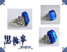 Kuroshitsuji - Ciel's Ring by BaziKotek