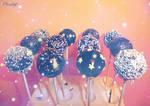 Cake Pops by BaziKotek