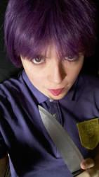 FNAF- Cosplay (Purple Guy) by Cat-Nozomi