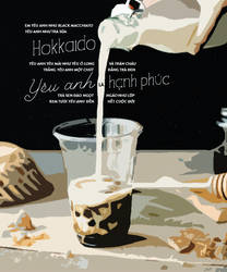milk tea . pearl by monbebe2075