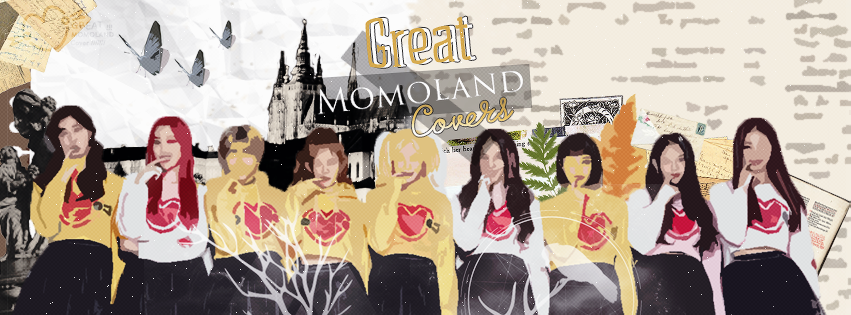great !!!. MOMOLAND by monbebe2075