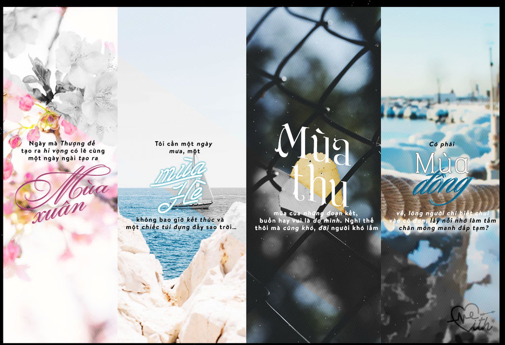four seasons. ? by monbebe2075