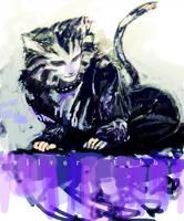 Munkustrap by SnowSheepSleep