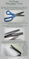 Sewingstuck - Pinking Shears Tutorial by Mostflogged