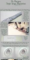 Sewingstuck - Serger Alternatives Tutorial by Mostflogged