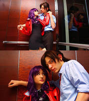 Employee Relations - Evangelion by Mostflogged
