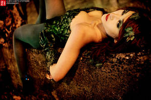 Poison Ivy II - Batman by Mostflogged